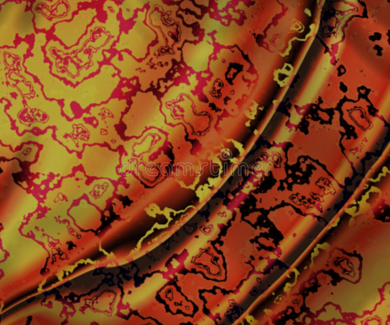 Abstract folded fabric stock photos