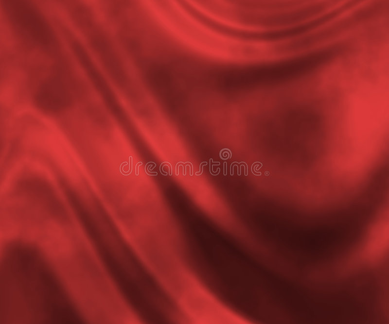 Abstract folded fabric stock photo