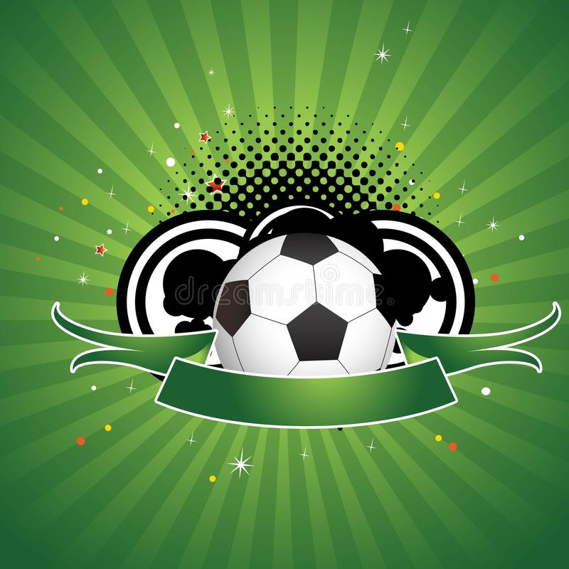 Download Abstract football stock image. Image of stares, play - 14076209
