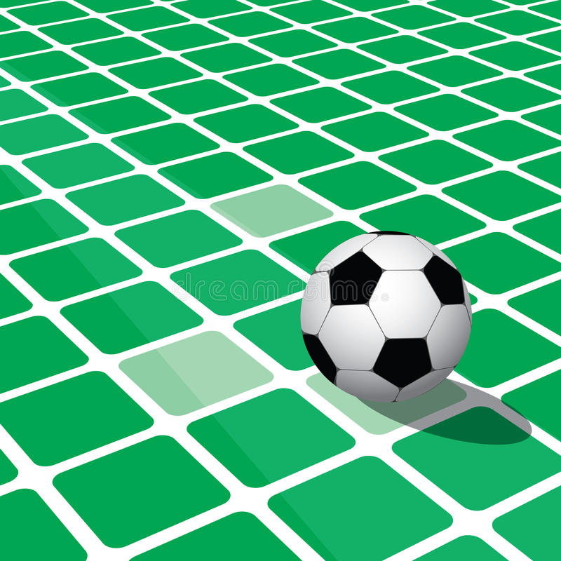 Download Abstract Football Background With Square Stock Images - Image: 23983814