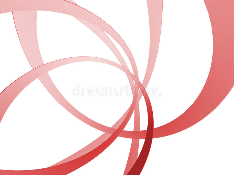 Abstract form stock image