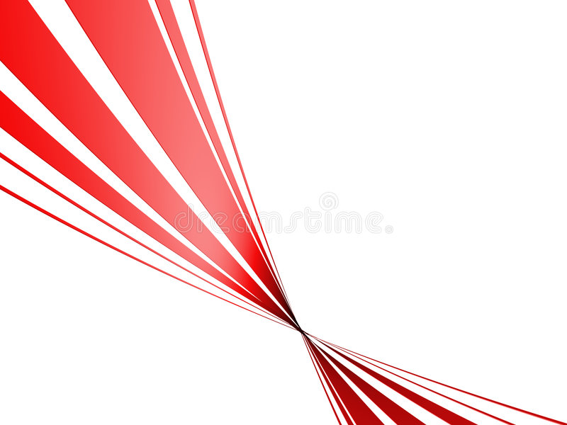 Abstract forms royalty free illustration