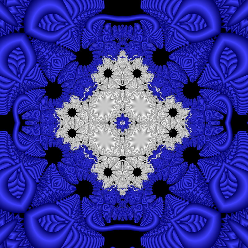 Abstract Fractal stock photography