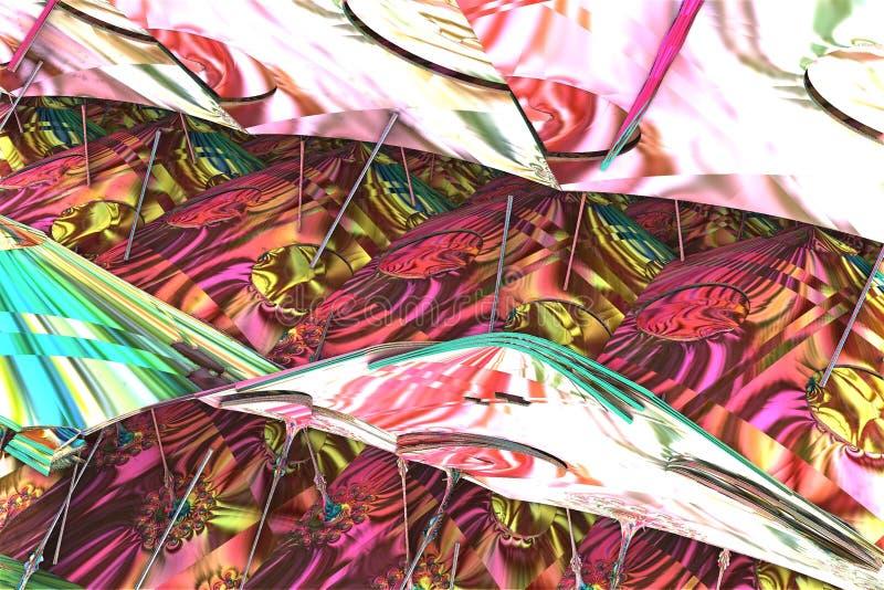 Download Abstract Fractal Background Stock Illustration - Image: 83713397