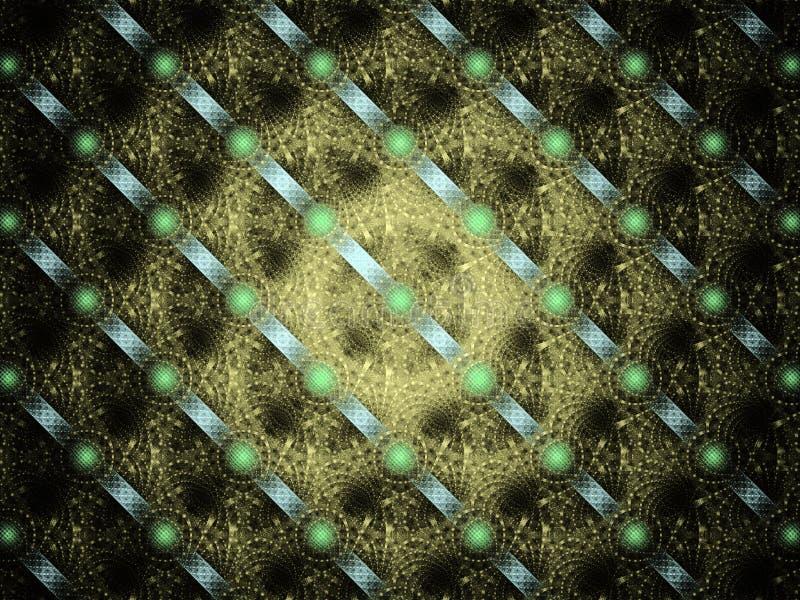 Download Abstract Fractal Background. Digital Collage. Stock Illustration - Image: 83723597