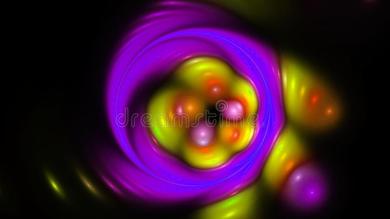 Background consists fractal multicolor texture and suitable for use in projects imagination stock photos