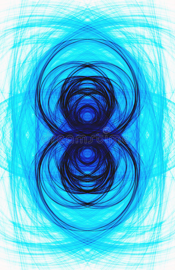 Download Abstract Fractal Background Repeat Stock Illustration - Image: 12615118