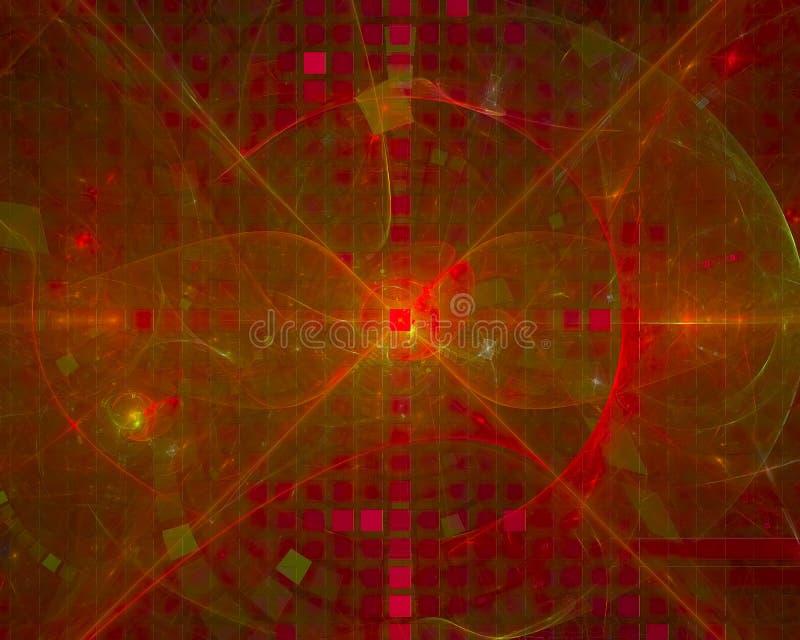 Abstract fractal digital design rendering future backdrop shape beautiful power explosion. Abstract fractal digital design, beautiful power explosion shape color vector illustration