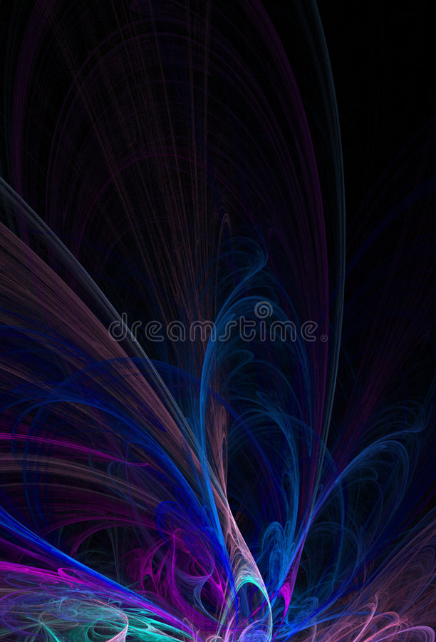 Download Abstract Fractal Layout Stock Image - Image: 6108021