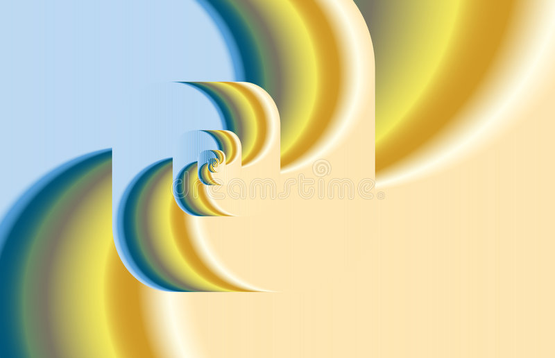 Download Abstract Fractal Twirl As Logo, Background Stock Vector - Illustration of glow, beautiful: 8391684