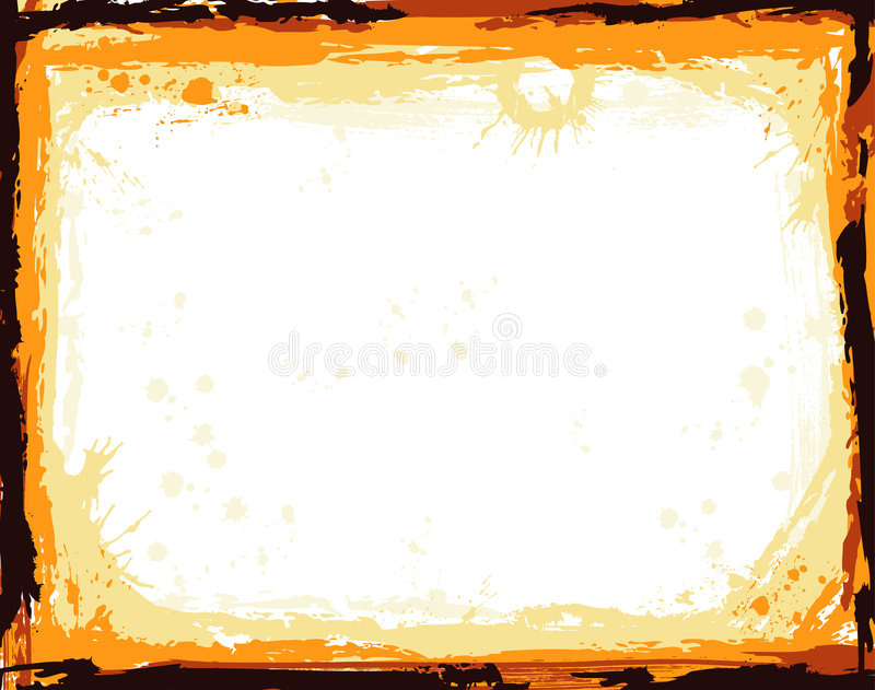 Abstract frame royalty free stock image
