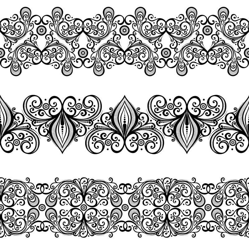Abstract frame vector illustratie