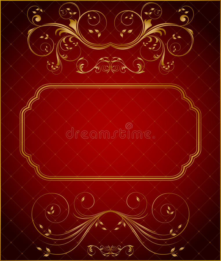 Download Abstract frame background stock vector. Image of frame - 24238717