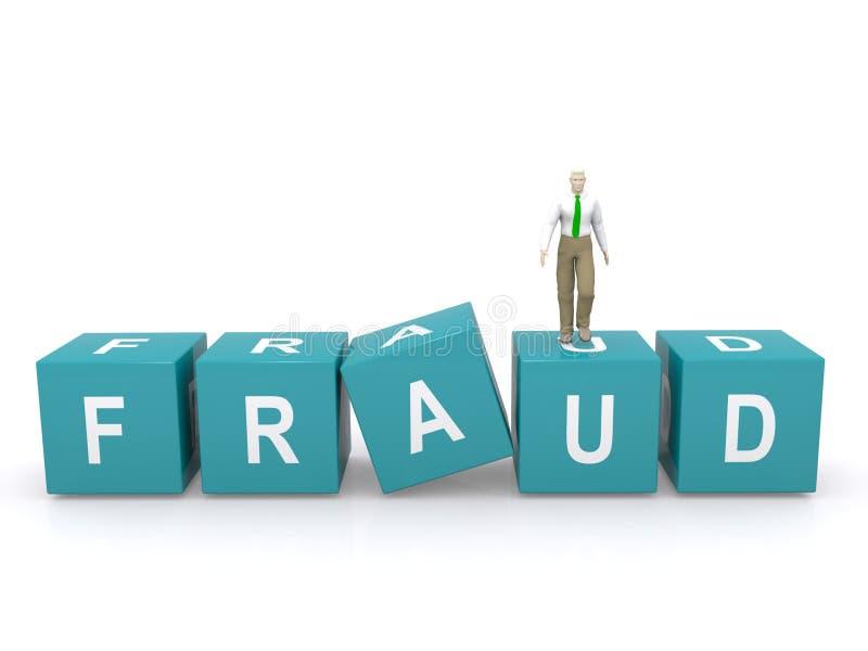 Download Abstract fraud sign stock illustration. Illustration of swindling - 39504524