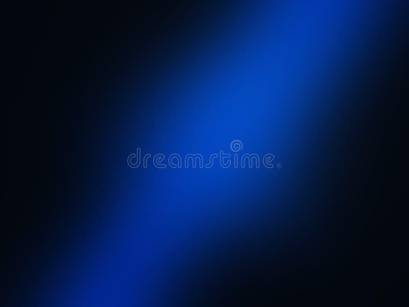 Abstract fresh soft blue de focused gradient background. Beautiful  Abstract fresh soft blue de focused gradient background royalty free illustration