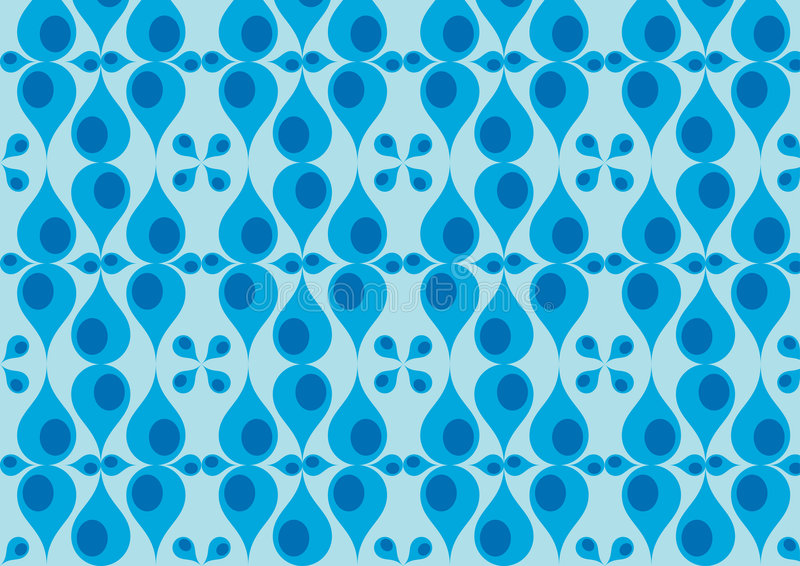 Abstract funky pattern vector illustration