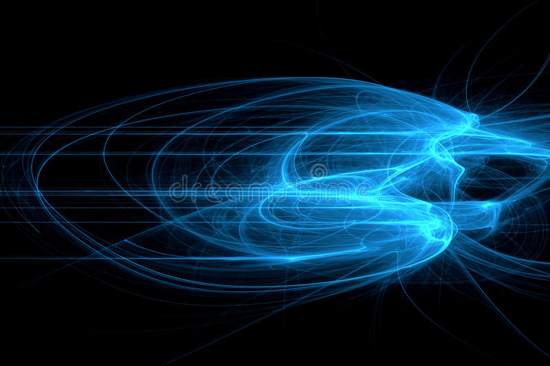 Download Abstract Futuristic Background Stock Illustration - Illustration of graphic, backdrop: 12439978