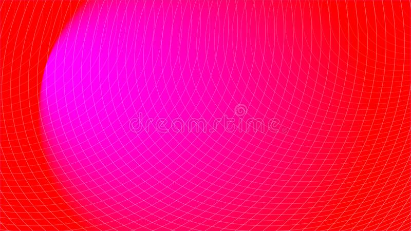 Abstract Futuristic Grid Gradient Network Web Background Scientific Engineering Information Technology Communication. Abstract Futuristic Grid Gradient Network stock illustration
