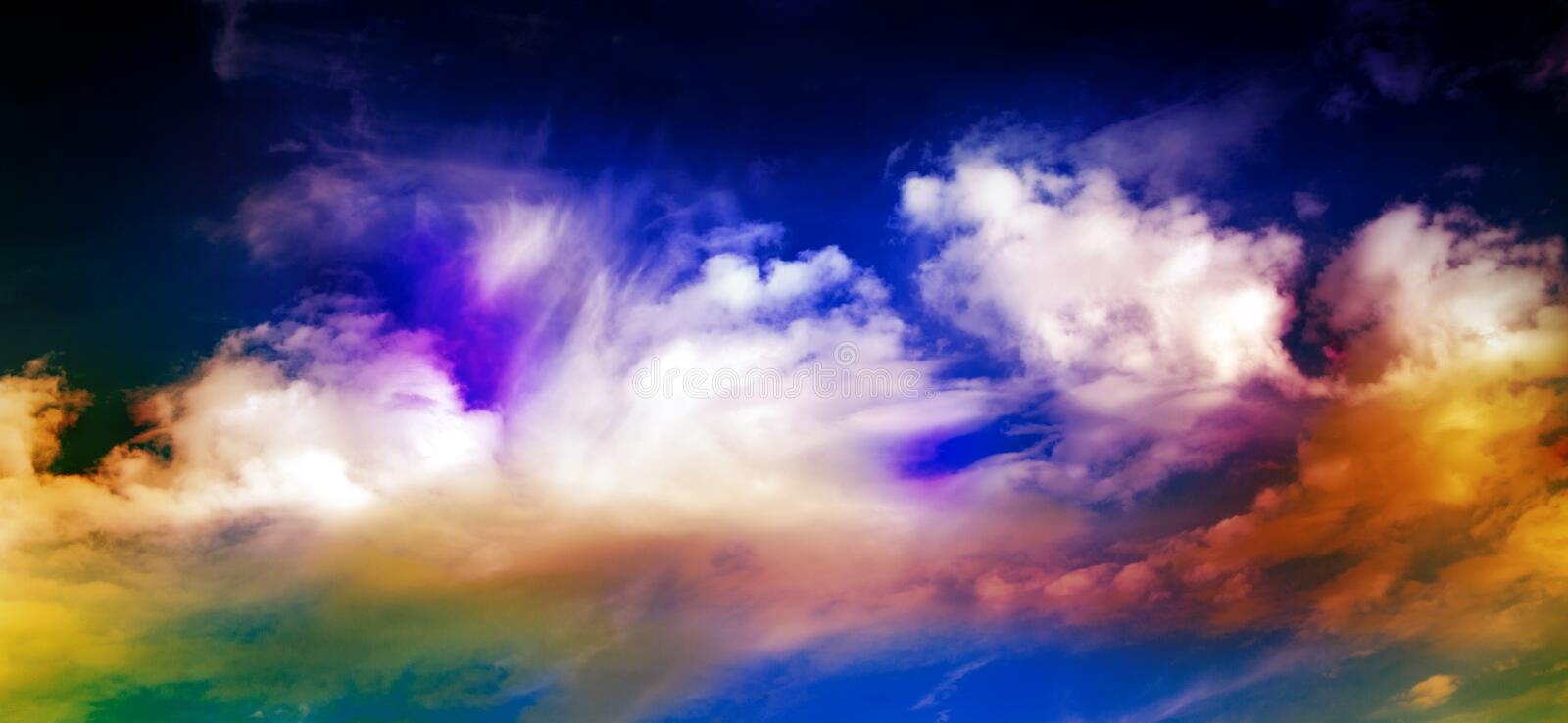 Abstract galaxy space sky . Abstract galaxy space sky night background.Colorful abstract background sky stock image