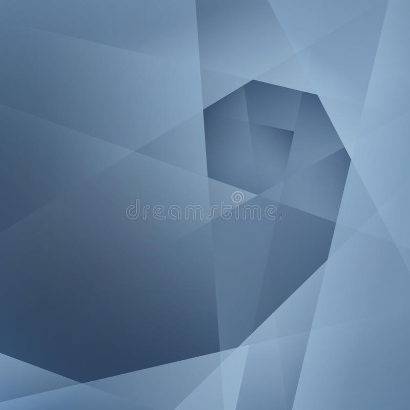 Abstract geometric background. Vector background. Abstract geometric illustration for design royalty free illustration