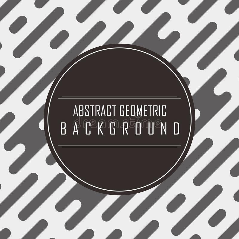 Abstract Geometric Background royalty free illustration