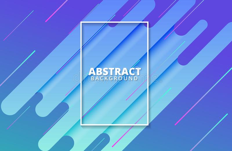 Abstract fluid background. Dynamic shapes composition. Background template. Abstract geometric background. Dynamic shapes composition. Background template for stock illustration