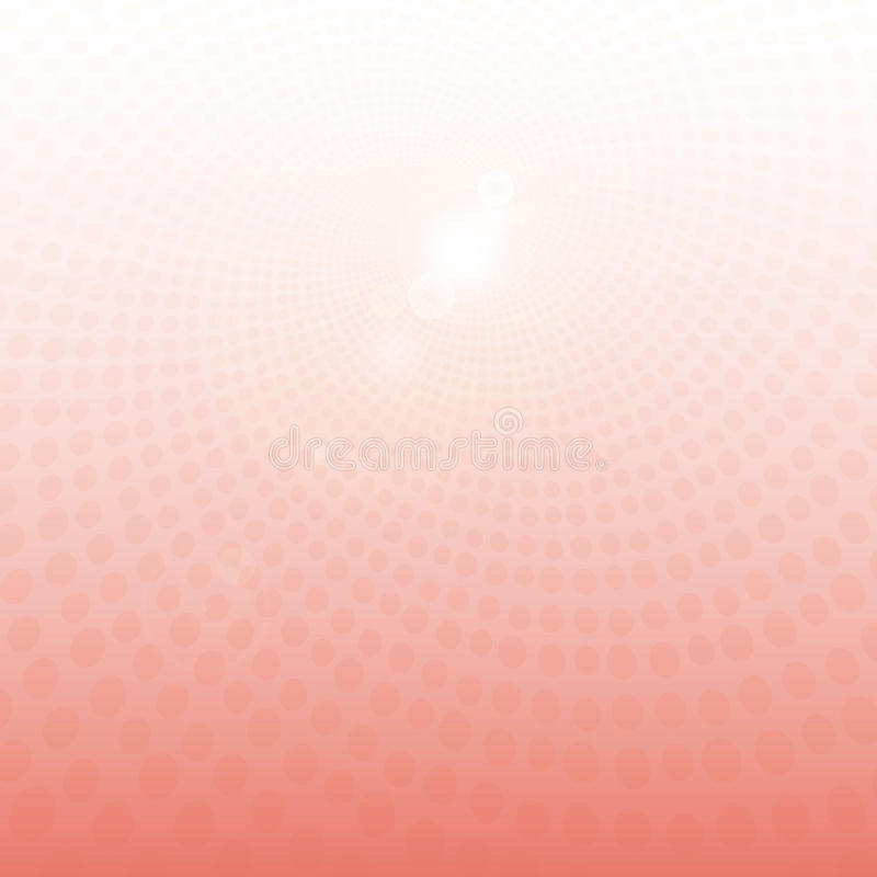 Abstract geometric background. Ideal for artistic concept works, cover designs. Smooth twist light lines vector. stock illustration