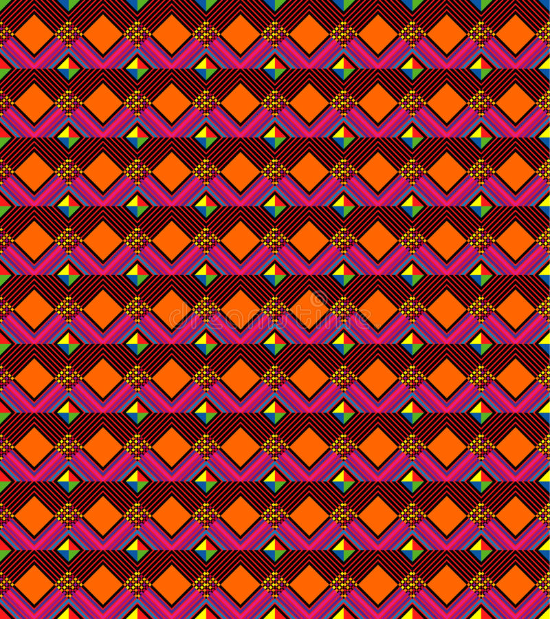 The Abstract geometric background, vector royalty free stock photo