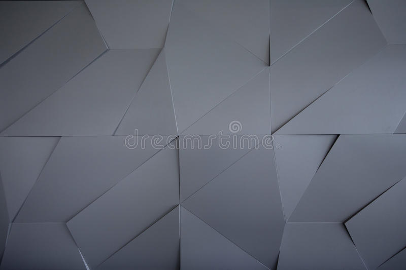 Abstract geometric background. Of the wall stock images