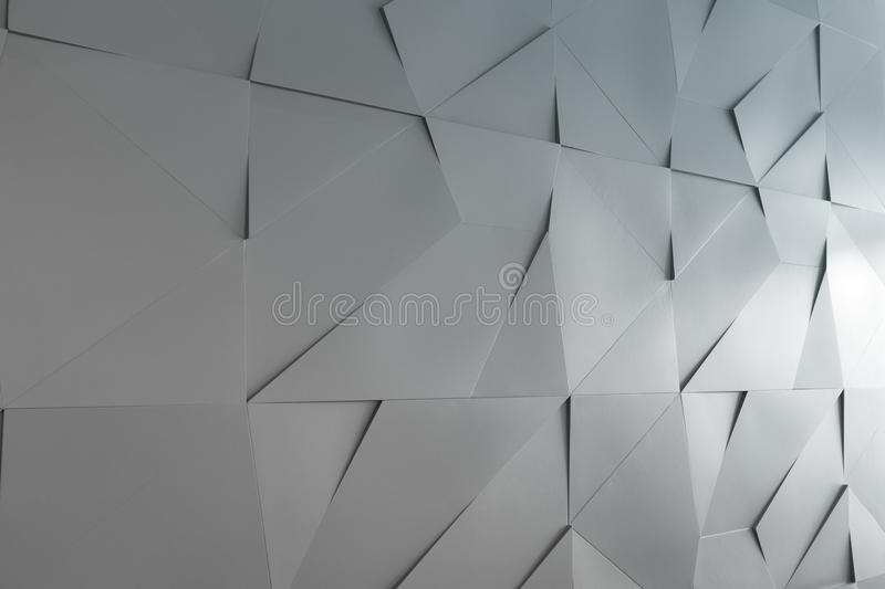 Abstract geometric background. stock photo