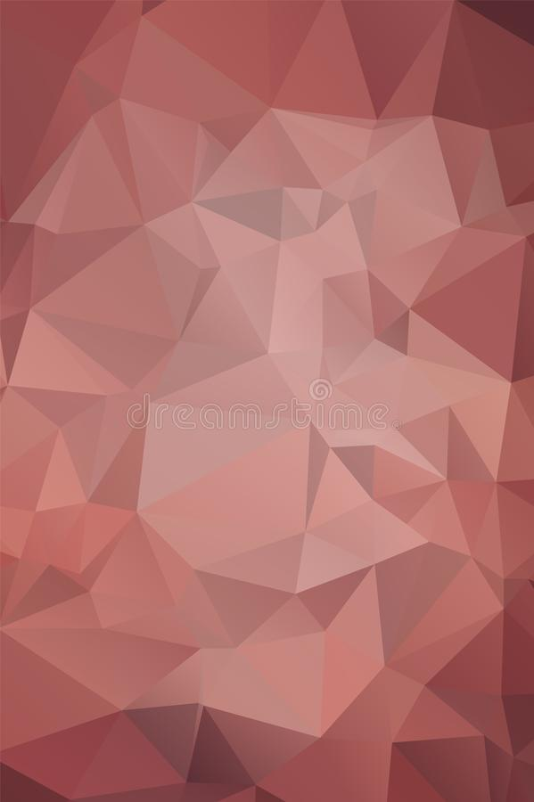 Abstract Geometric backgrounds full Color. Eps.10 graphic royalty free illustration