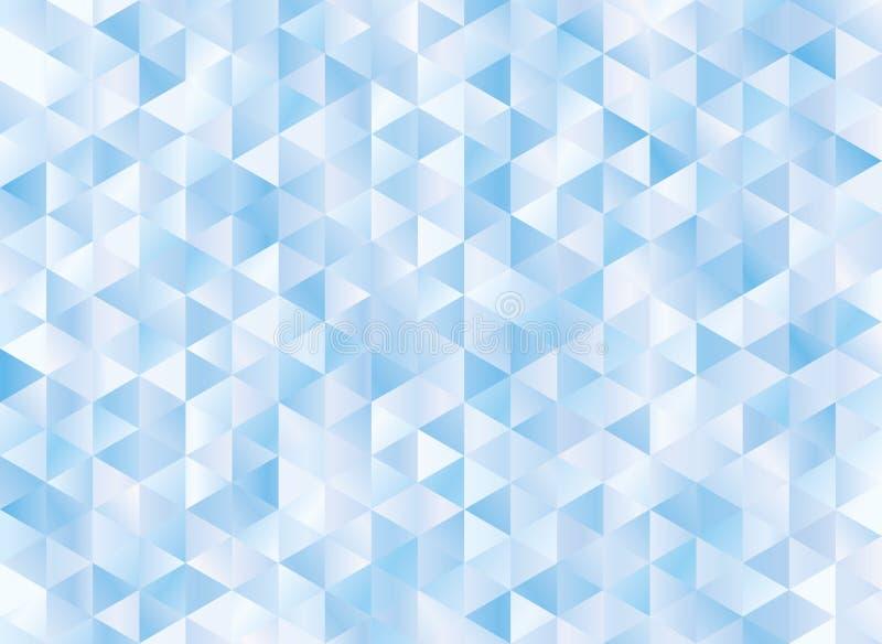 Bakery pattern outline blue stock illustration