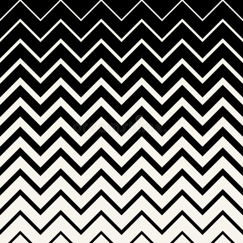 Abstract geometric lines graphic design chevron pattern royalty free illustration