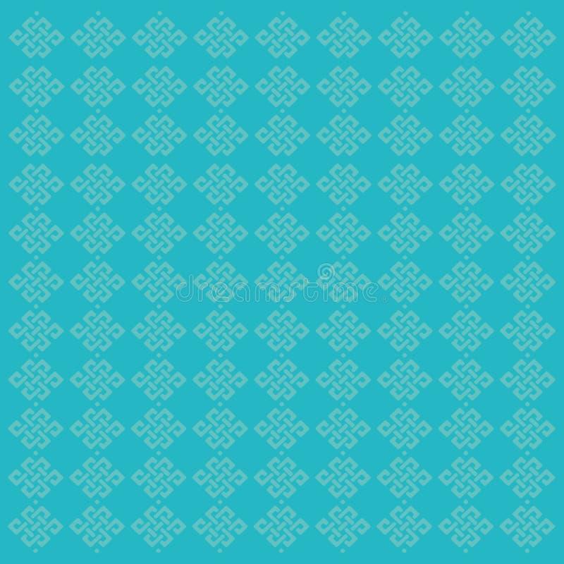 Bstract geometric ornamental blue pattern. Vector illustration bright design. Abstract geometric ornamental blue pattern. Vector illustration bright design vector illustration