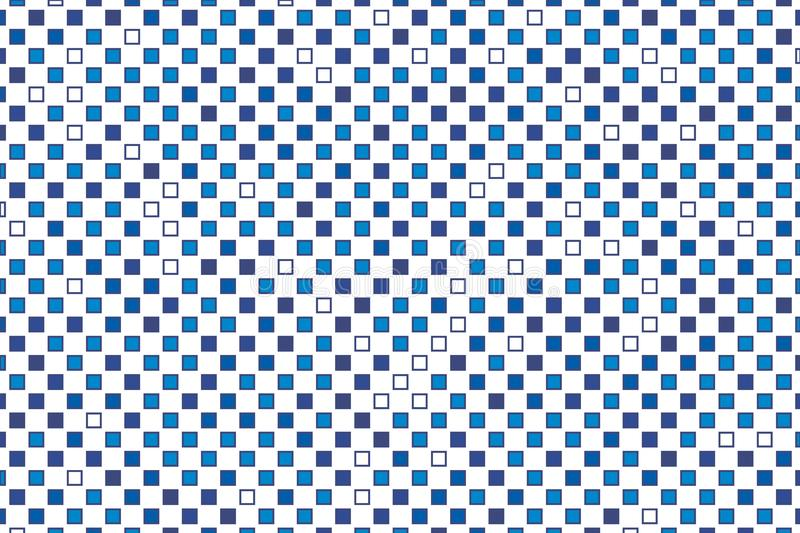 Abstract geometric pattern with small squares. Design element forposters, cards, wallpapers, backdrops, panels, covers, brochures. Abstract geometric pattern vector illustration