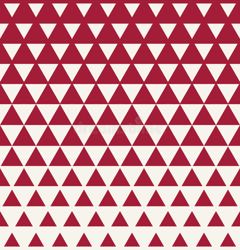 Download Abstract Geometric Red Graphic Design Print Triangle Halftone Pattern Stock Vector - Image: 83718092