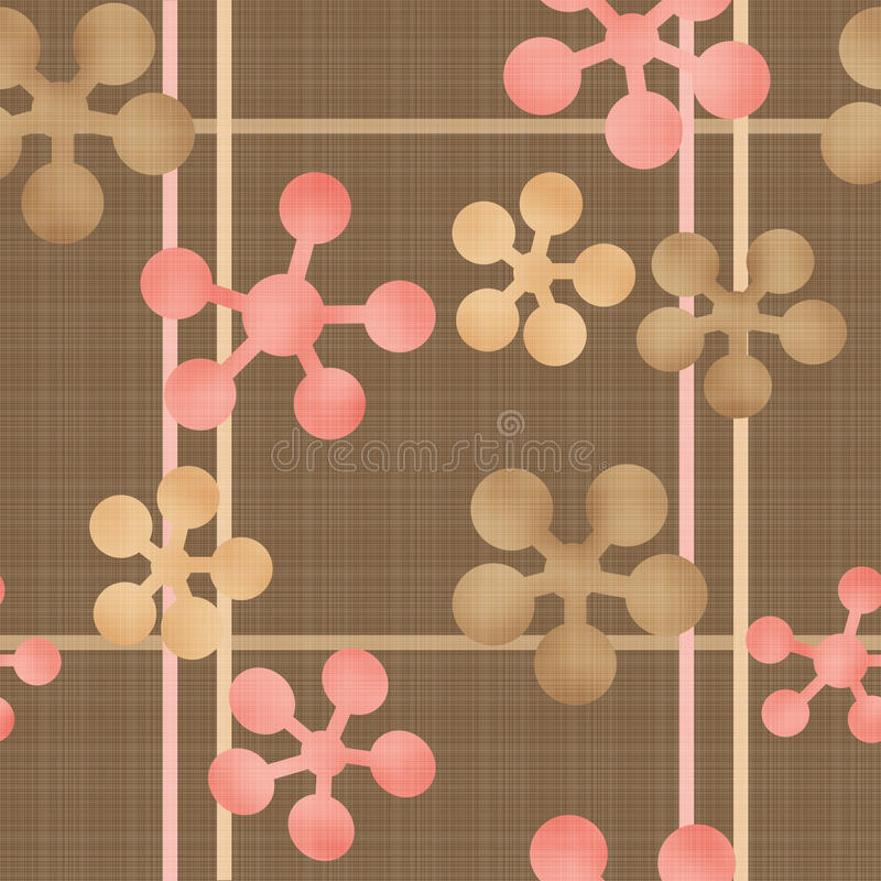 Download Abstract Geometric Retro Seamless Pattern Background Stock Image - Image: 37203951
