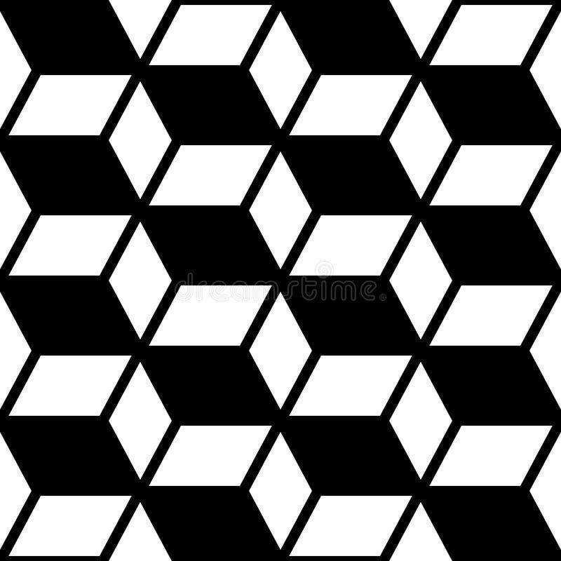 Trendy Monochrome Endless Design Wallpaper Art Linear Background
