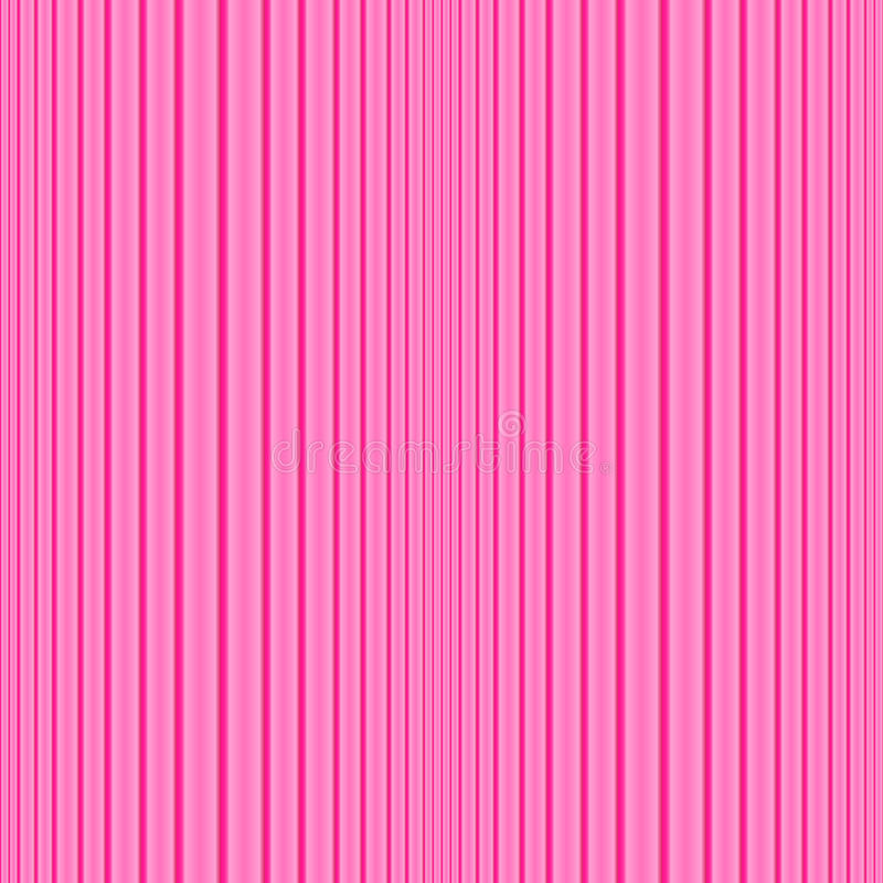 Abstract geometric shapes stripes pink. 3d pattern. vector illustration