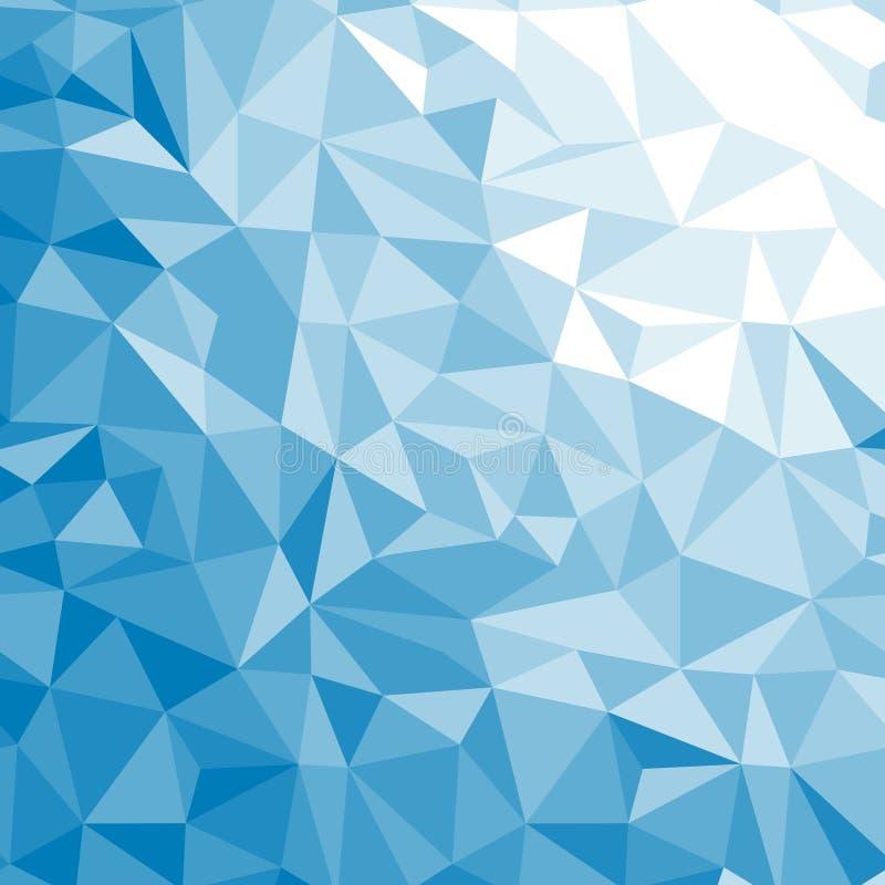 Abstract geometrisch patroon. royalty-vrije stock foto