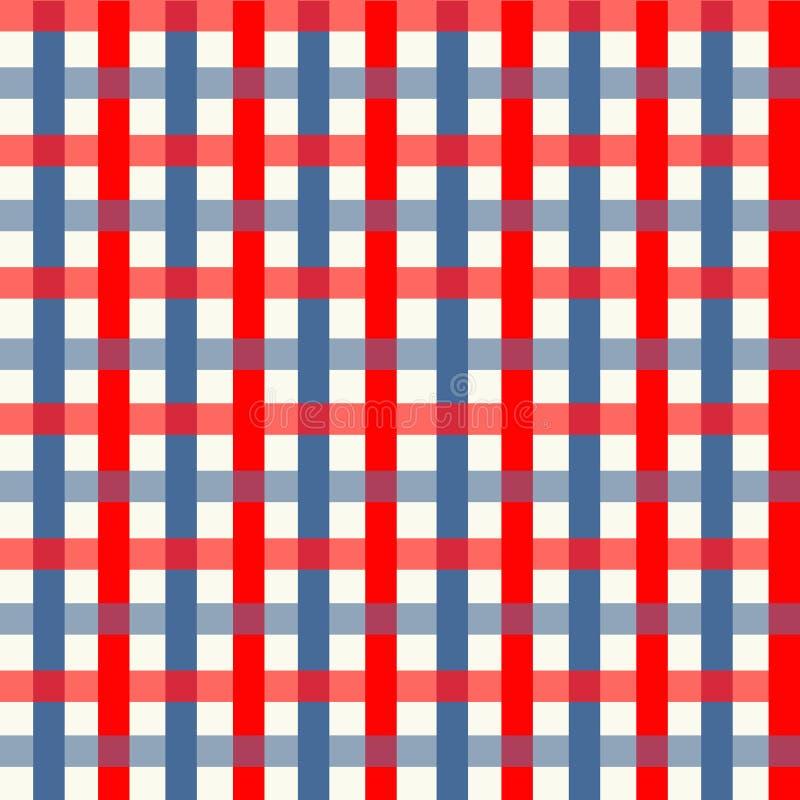 Abstract geometrisch patroon met lijnen met een naadloze vectorachtergrond vector illustratie