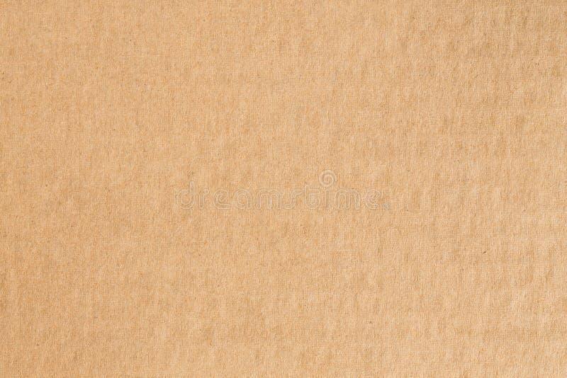 Abstract gerecycled papier voor achtergrond, kartonnen vel voor ontwerp stock afbeelding