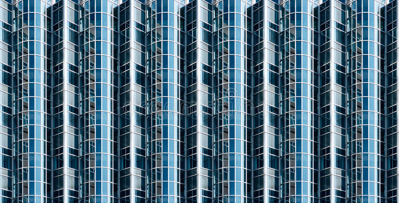 Download Abstract glass facade stock image. Image of building - 25098841