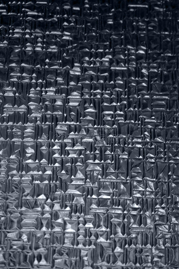 Abstract glass relief royalty free stock photos