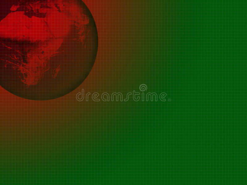 Download Abstract Globe stock illustration. Image of report, communications - 84627