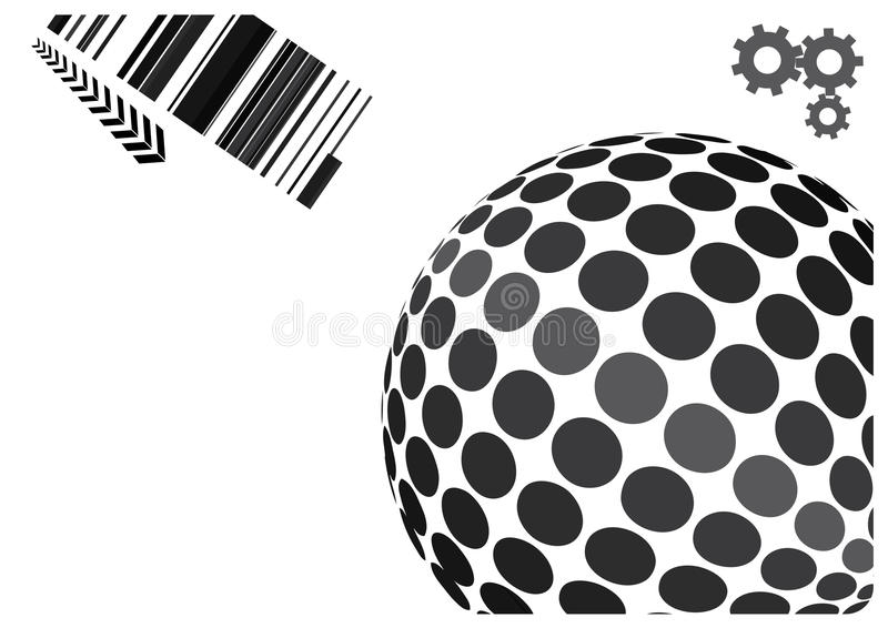 Download Abstract Globe Vector Design Stock Vector - Image: 11595556