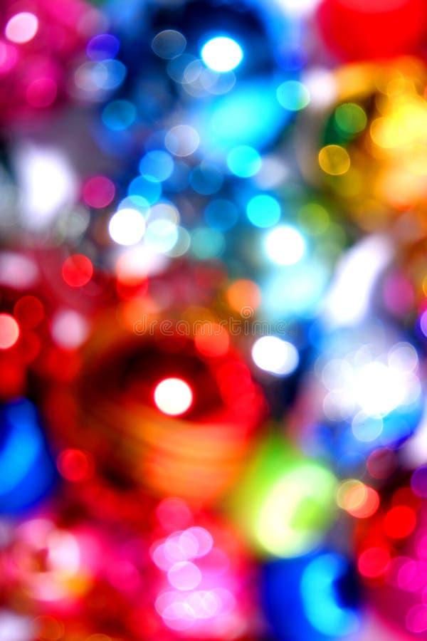 Abstract gloed licht onduidelijk beeld royalty-vrije illustratie