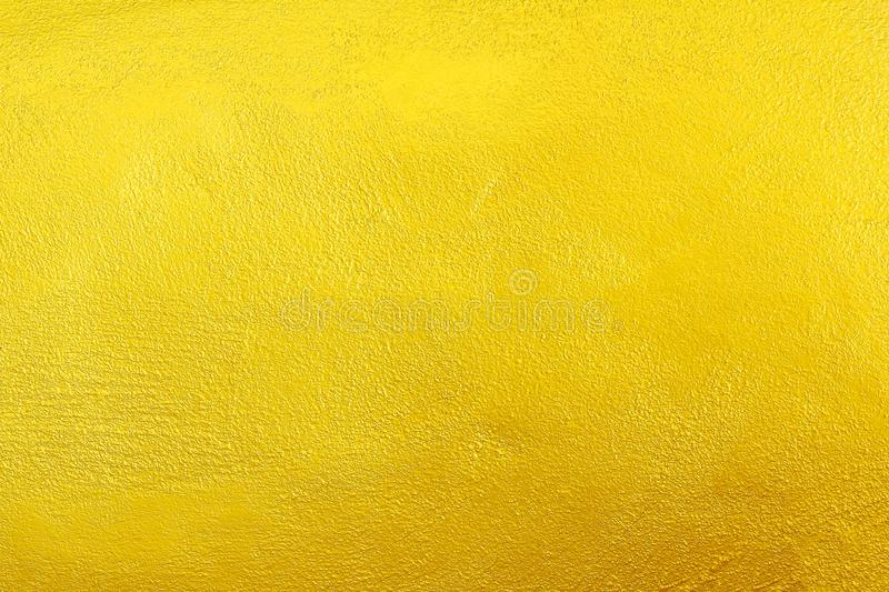 Abstract gold background. Or texture stock image