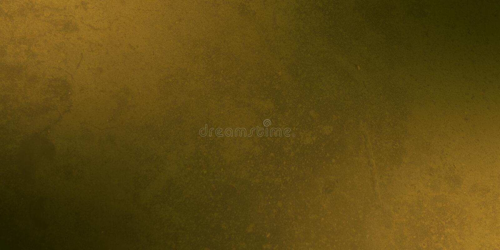 Abstract gold murky green color mixture multi colors effects Background. vector illustration