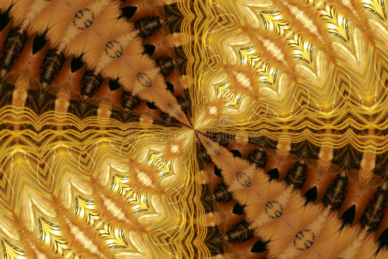 Download Abstract Golden Fur Stock Images - Image: 2339924